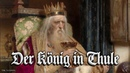 Der König in Thule ✠ German ballade english translation