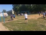 Кадеты НКЛ рубятся в футбол