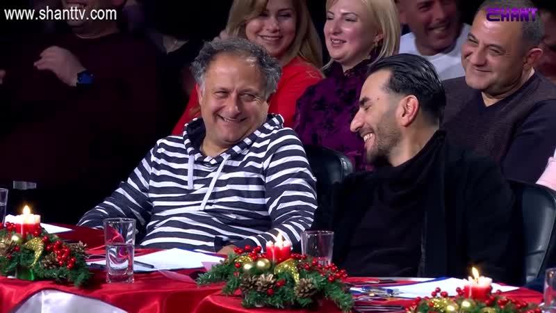 Զվերապոլիս թիմի ելույթը Հումորի Լիգայի եզրափակչում youtube SHANT TV Armenia