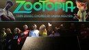 1min 200sec Zootopia choreography by Sasha Nguyen Idolcon autumn 2018