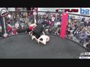Хэд-кик. Hardrock MMA 104.