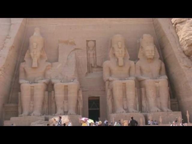 Абу Симбел. Храм Рамзеса 2