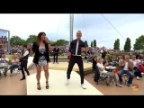 Hermes House Band Portugal ZDF-Fernsehgarten 13.05.2018