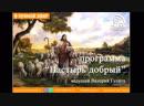 Пути и распутья грядущего   программа Пастырь добрый