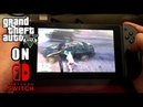 Норка Орка Play GTA 5 on Nintendo Switch! In-Home-Switching AWESOME Homebrew Streaming App!
