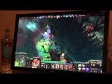 Na`Vi vs Team Liquid - live VOD from bootcamp @ DreamLeague Season 1