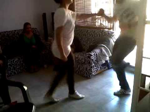Bailar salsa caleña ala vieja escuela (mango)