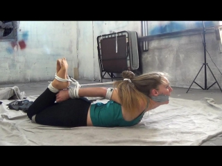 Nicole Peters first time tied