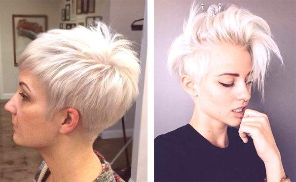стрижка на короткие волосы 2019 для женщин