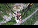 SkyPark самые высокие качели в мире