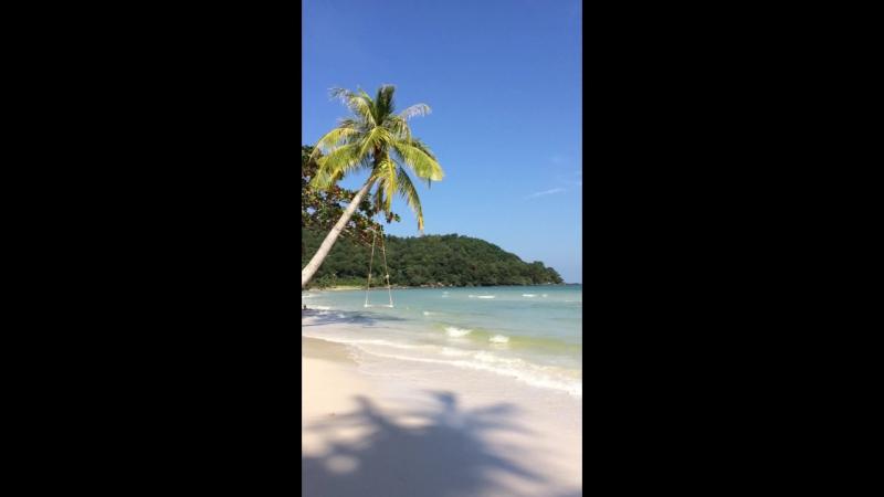 о.Фукуок, пляж Bai Sao