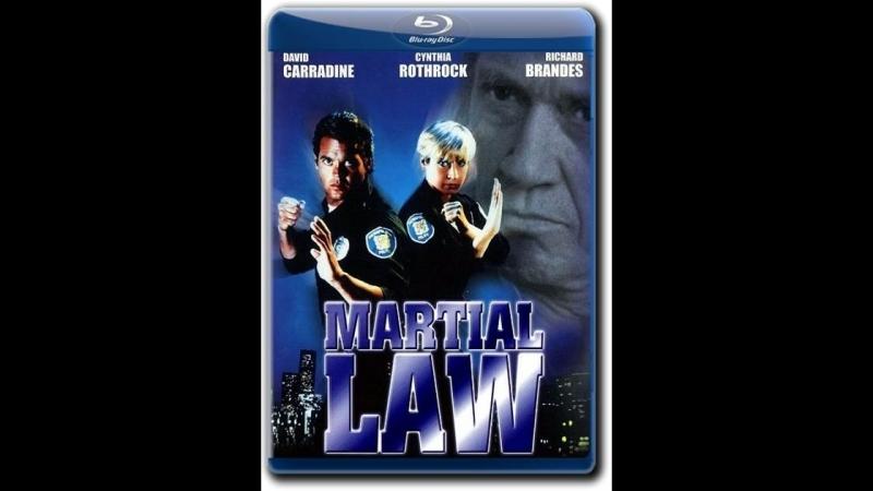 Комендантский час / Martial Law (1990)