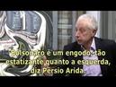 Pérsio Arida: Bolsonaro é um engodo, tão estatizante quanto a esquerda