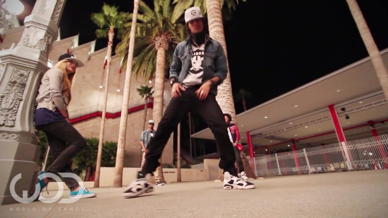 Chachi Gonzales, Les Twins Smart Mark _ High Pressure - SoFly _ Worldofdance Exclusive