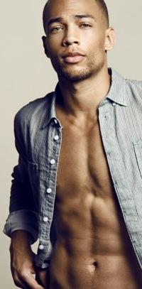 kendrick sampson shirtless