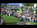 Dominic Lacasse Flag Man ZDF Fernsehgarten september 16th 2012