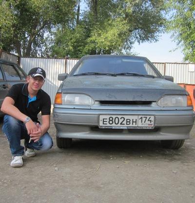 Макс Чернов, 8 августа , Челябинск, id10516688