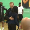 The Duke and Duchess of Sussex visited inaugural Coach Core Awards