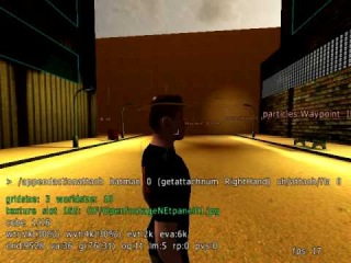 MovieCube Preview - Making Machinima Movies In Platinum Arts Sandbox Free 3D Game Maker