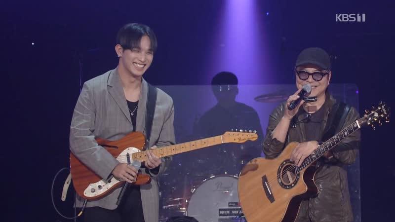 SHOW 27 10 2018 Хёншик и его отец Им Джихун @ KBS Concert 7080 EP 662