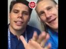Après cette vidéo le défenseur de léquipe nationale croate Domagoi Vida a reçu un avertissement de la FIFA