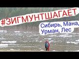 Красота русской Сибири (Урман, Мана и не только) #ЗИГМУНТШАГАЕТ