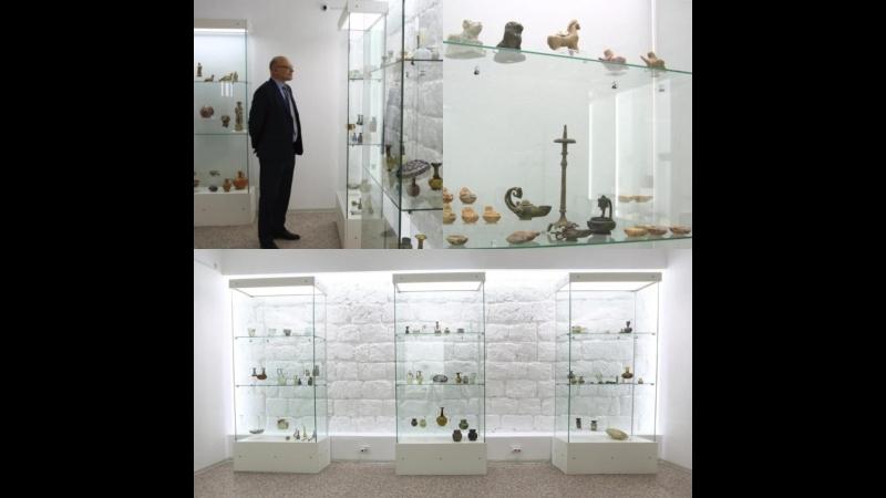 Золотая кладовая в Центральном музее Тавриды