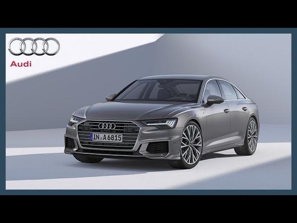 Euro NCAP 2018 Automated Testing Audi A6 Adaptative Cruise Assist