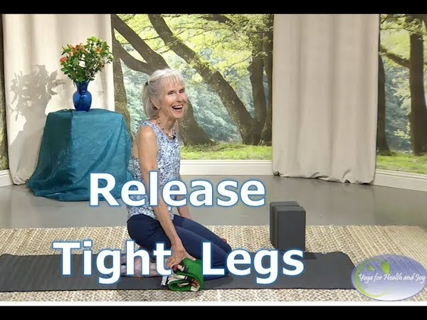 7 Poses for Tight Leg Muscles