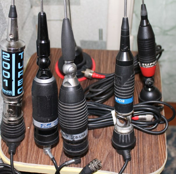 Настройка антенны автомобильной радиостанции рации  стр