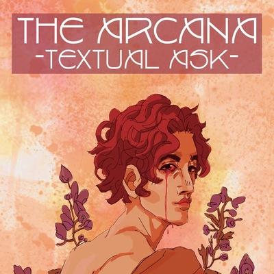The Arcana || Textual Ask | ВКонтакте