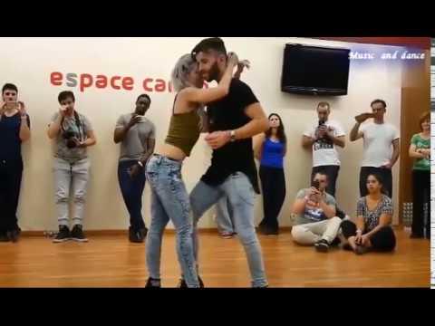 EuroDisco. Modern Martina KorgStyle. Music and dance.
