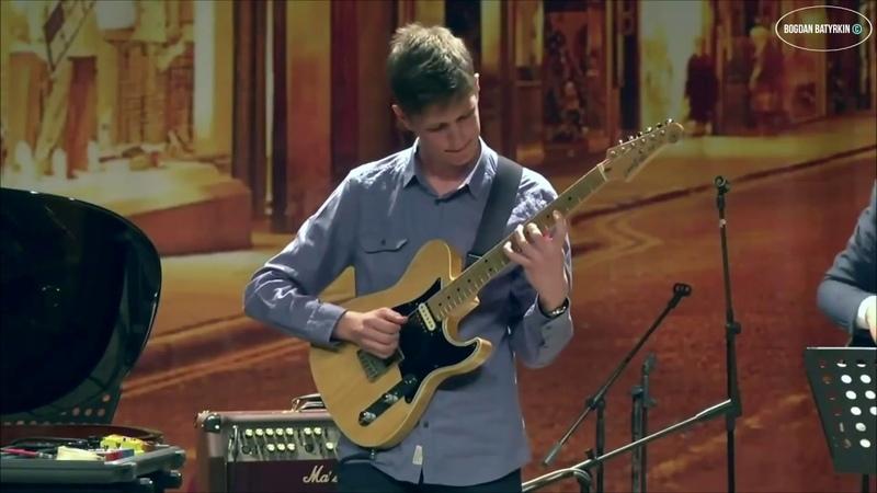 Bogdan Batyrkin Band - Devil Takes the Hindmost (by Allan Holdsworth)