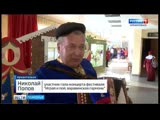Вести Поморья. Вельчане с успехом выступили на фестивале «Играй и пой, варавинская гармонь», который прошёл в Архангельске