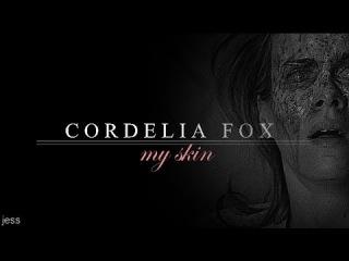 AHS coven l Cordelia Foxx - My Skin