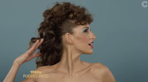 #РИА_Видеоклуб Как менялась мода, макияж и прически на протяжении столетия в Пуэрто-Рико: http://ria.ru/videoclub/20160722/1472620285.html