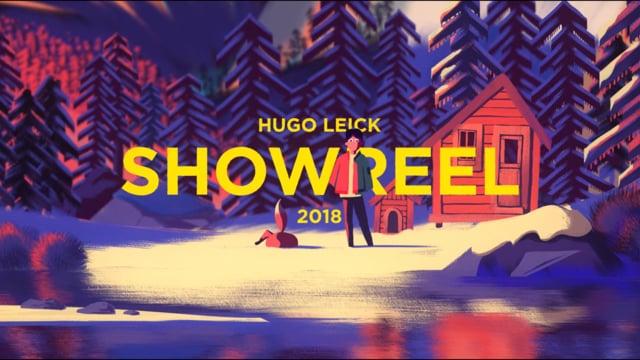 Hugo Leick - SHOWREEL 2018