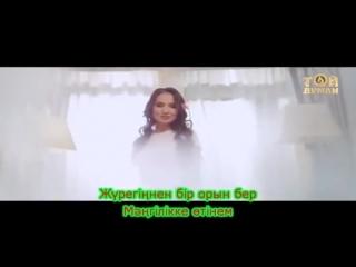 Қайрат Нұртас -Жүрегіңнен орын бер(казакша Караоке).mp4