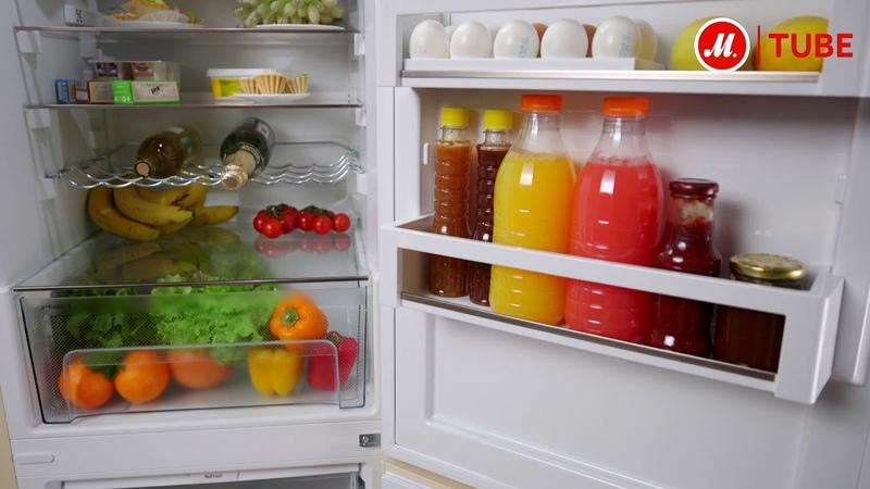Обзор холодильника Liebherr CNbe 4313-20 с экспертом «М.Видео»