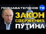 Закон свержения Путина (Познавательное ТВ, Артем Войтенков)