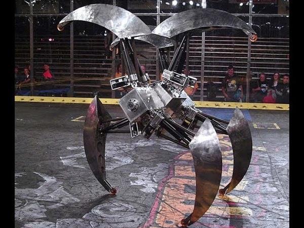 Robot chiến đấu hay nhất - Giải đấu trên truyền hình Mỹ hay nhất