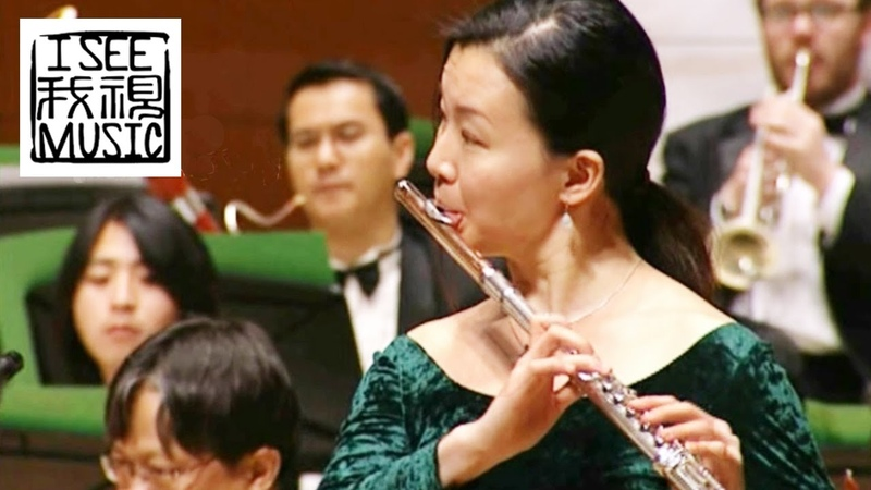 Qiao Zhang Beijing Symphony Orchestra: J. Ibert - Concerto for Flute Orchestra