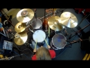 Blacke Eyed Peace - Don't phunk with my heart - Den Parfeev drum cover