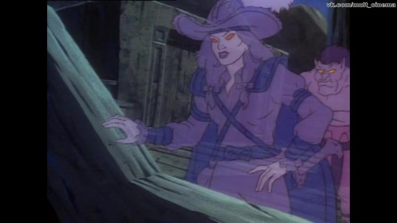 Пираты темной воды 3 сезон 2 серия - Пираты-призраки