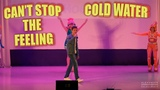 ALEX GALAGURSKIY | CAN'T STOP THE FEELING | COLD WATER | LIVE