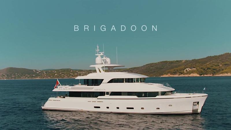 BRIGADOON 36m - Martinique Model by Moonen Yachts, ext.René van der Velden, int.Nauta Design 2018