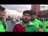 Banda El Recodo en Rusia