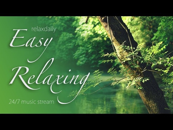 Relaxing Music 24/7: Smooth Instrumental Background Music for Spa, Focus, Work and Relaxation