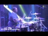 Aaron Spears &amp SangYoul Park KORE DRUM SHOW 2013 -aaron spers part 1.