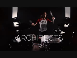 Architects - holy hell - drum cover